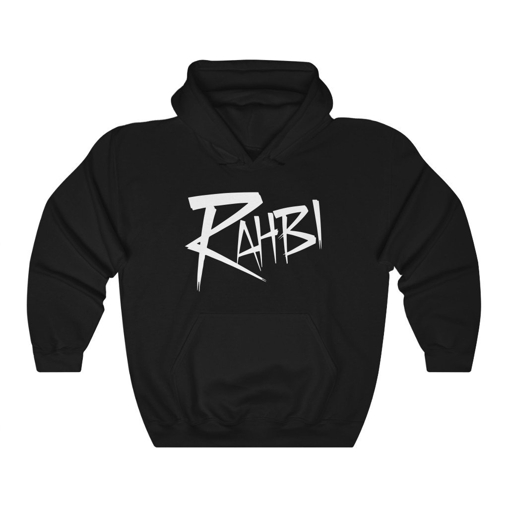 Rahbi Logo Hoodie
